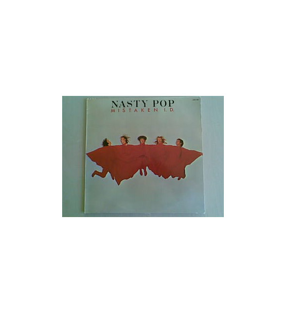 Nasty Pop - Mistaken I. D. (LP, Album) mesvinyles.fr