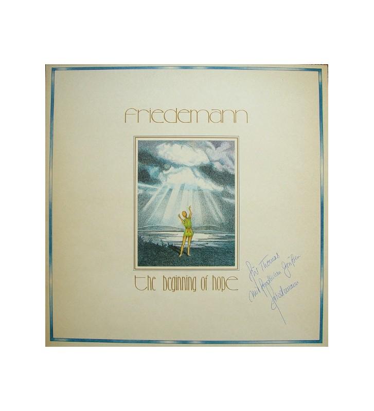 Friedemann - The Beginning Of Hope (LP, Album) mesvinyles.fr