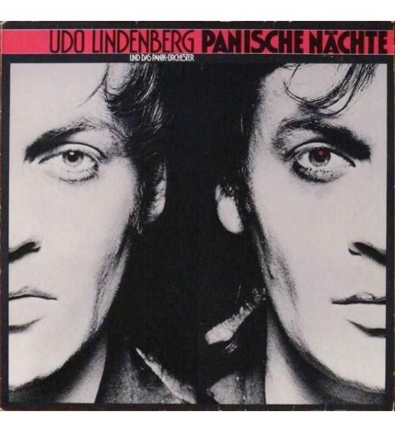 Udo Lindenberg Und Das Panik-Orchester* - Panische Nächte (LP, Album) mesvinyles.fr