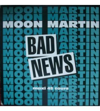 "Moon Martin - Bad News (12"", Ltd) mesvinyles.fr"
