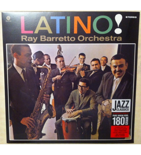 Ray Barretto Y Su Orquestra - Latino! mesvinyles.fr