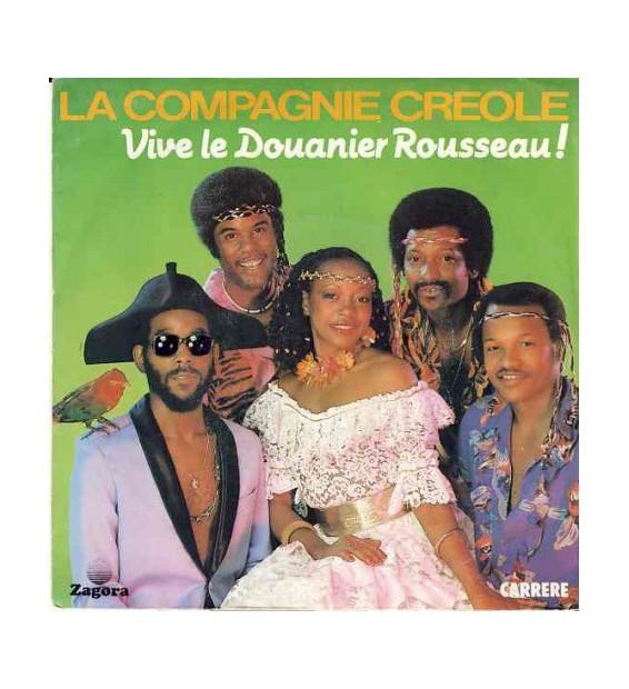 La Compagnie Creole* - Vive Le Douanier Rousseau ! (LP)