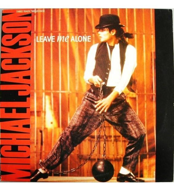 "Michael Jackson - Leave Me Alone (12"", Single) mesvinyles.fr"