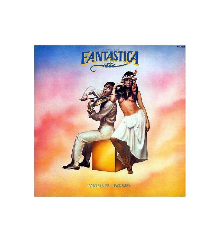 "Carole Laure / Lewis Furey - Bande Originale Du Film ""Fantastica"" (LP) mesvinyles.fr"