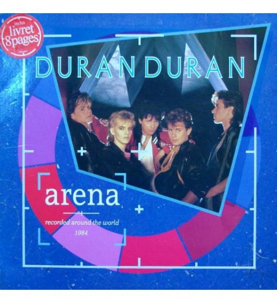 Duran Duran - Arena (LP, Album, GAT) mesvinyles.fr