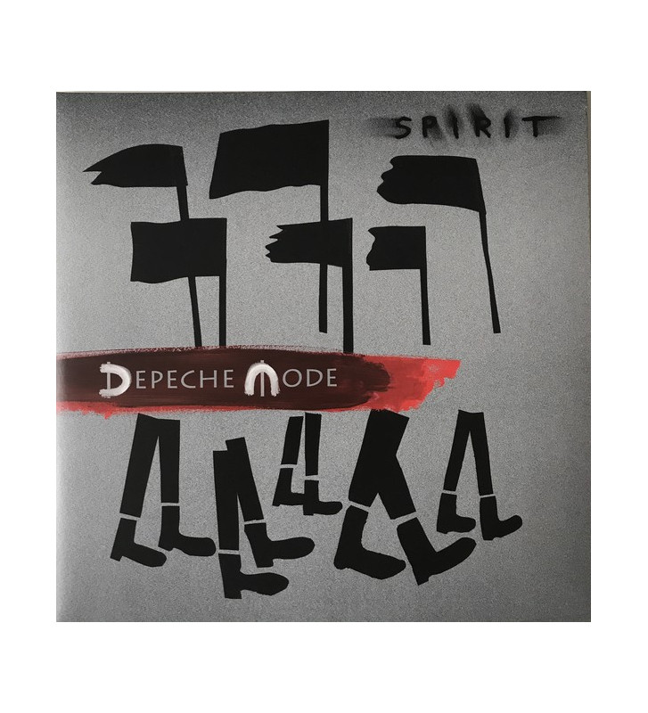 Depeche Mode - Spirit (LP + LP, S/Sided, Etch + Album, 180) mesvinyles.fr