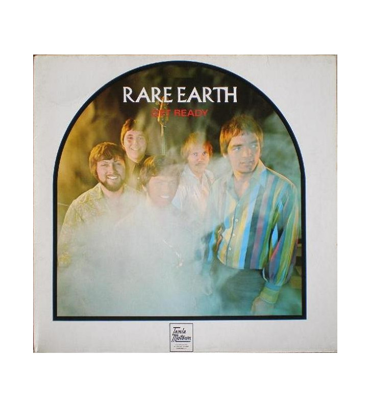 Rare Earth - Get Ready mesvinyles.fr