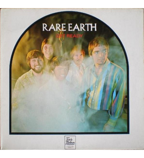 Vinyle - Rare Earth - Get Ready