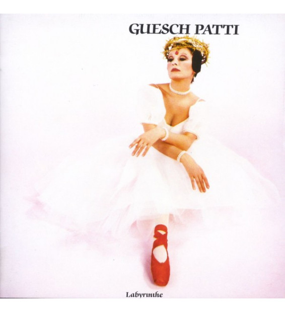 Guesch Patti - Labyrinthe (LP, Album, Gat)