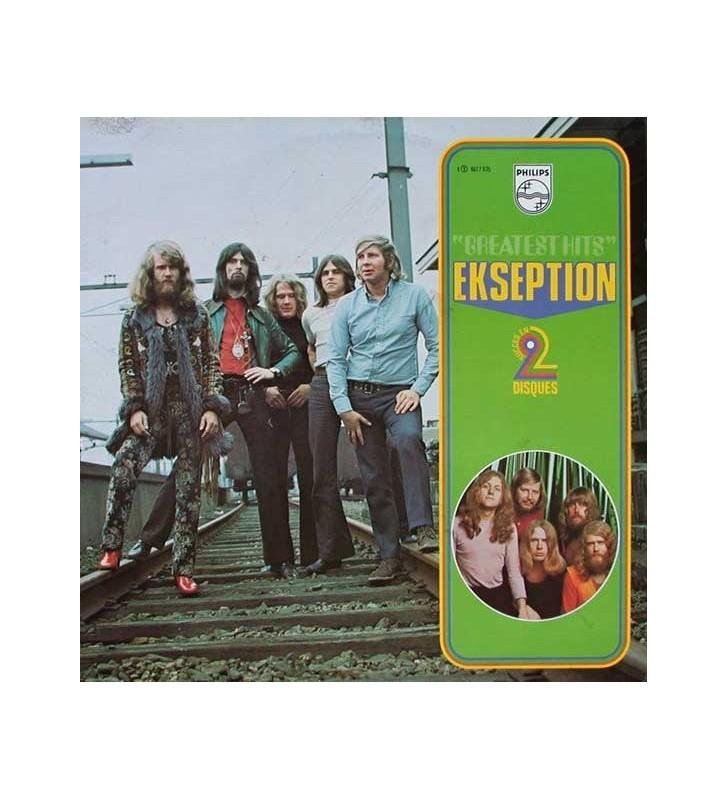 Ekseption - Greatest Hits mesvinyles.fr