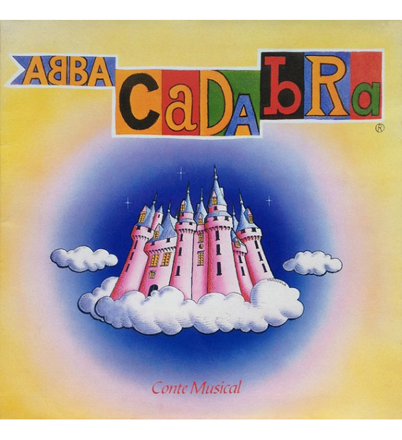 Various - ABBAcadabra (LP, Album, Gat) mesvinyles.fr
