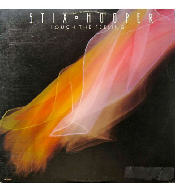 Stix Hooper* - Touch The Feeling (LP, Album) mesvinyles.fr