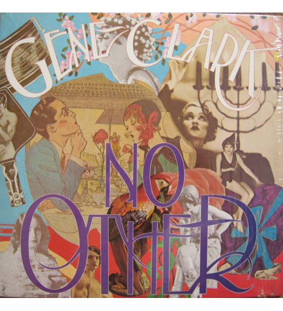 Vinyle - Gene Clark - No Other