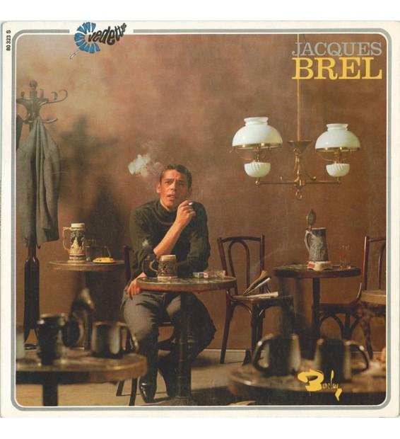 Jacques Brel - Ces Gens-Là (LP, Album)