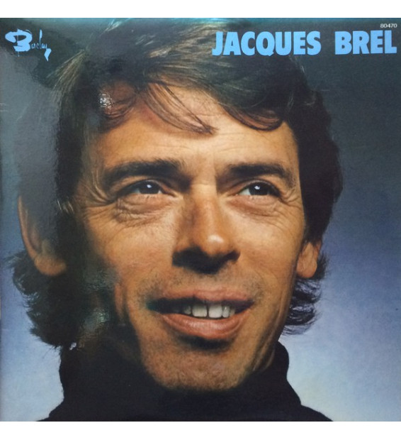 Jacques Brel - Ne Me Quitte Pas (LP, Album, RE) mesvinyles.fr