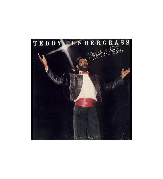 Teddy Pendergrass - This One's For You (LP, Album)