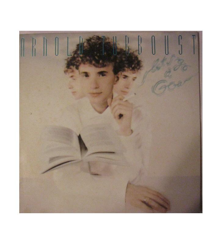 Arnold Turboust - Let's Go A Goa (LP, Album) mesvinyles.fr
