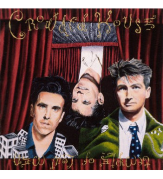 Crowded House - Temple Of Low Men (LP, Album) mesvinyles.fr
