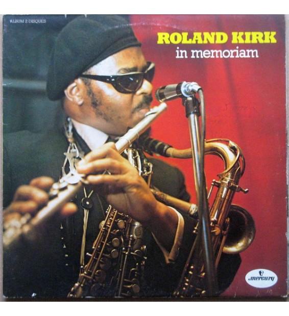 Roland Kirk - In Memoriam (2xLP, Comp, Gat) mesvinyles.fr