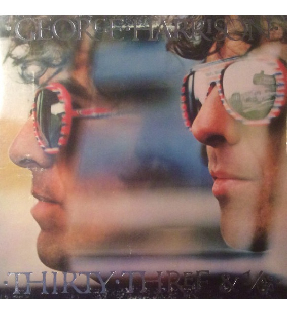 George Harrison - Thirty Three & 1/ૐ (LP, Album, Win) mesvinyles.fr