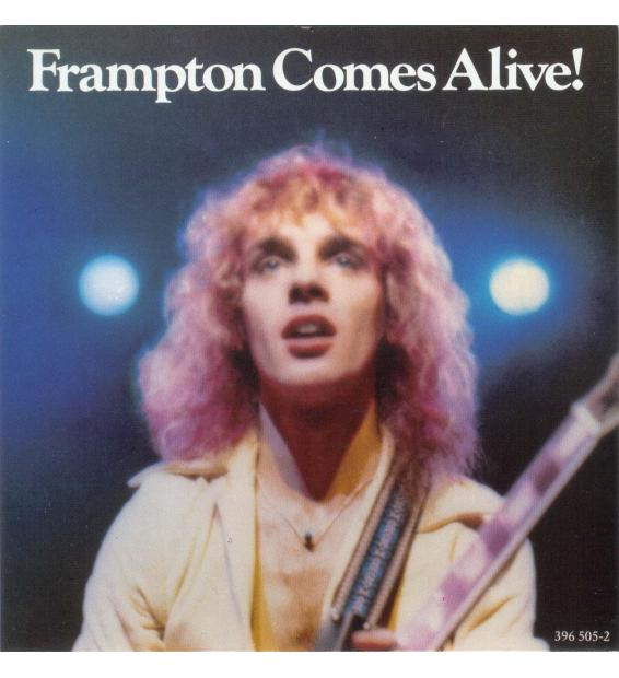 Peter Framton Comes Alive