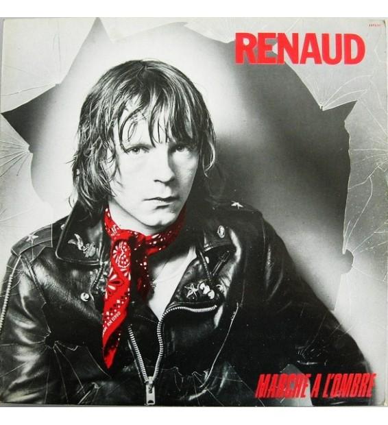 Renaud - Marche A L'Ombre (LP, Album)