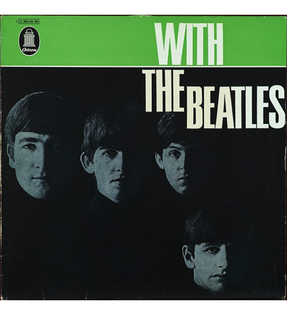 The Beatles - With The Beatles (LP, Album, RE)