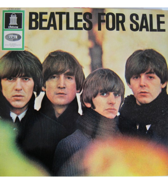 The Beatles - Beatles For Sale (LP, Album, RE)
