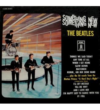 The Beatles - Something New (LP, Album, RE) mesvinyles.fr
