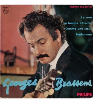 "Georges Brassens - Georges Brassens (7"", EP)"