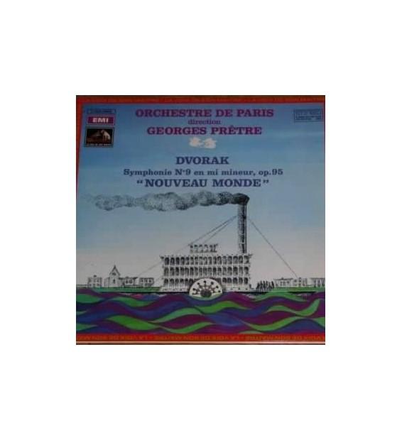 Vinyle - Georges Pretre, Dvorak, Orchestre De Paris - Symphonie En Mi Mineur, Op.95 Nouveau Monde