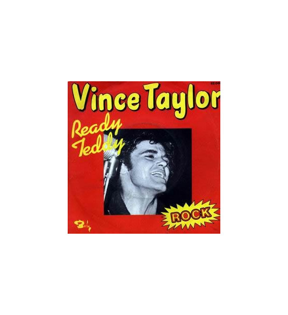 "Vince Taylor - Ready Teddy (7"")"