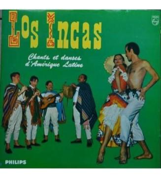 Los Incas - Chants Et Danses D'Amérique Latine (LP) mesvinyles.fr
