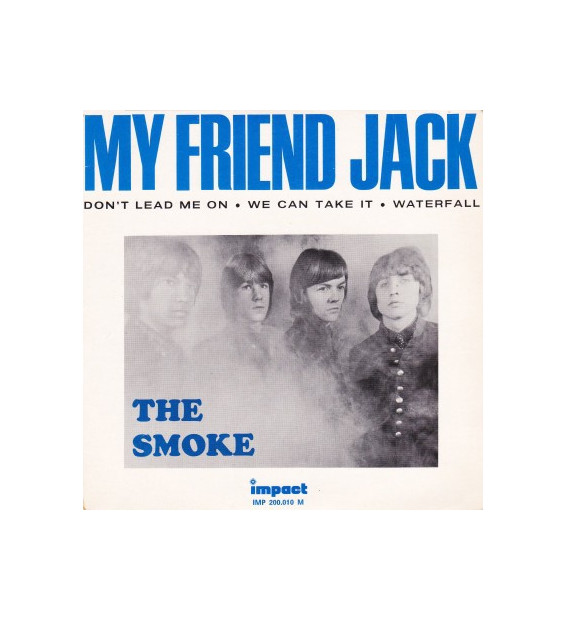 The Smoke - My Friend Jack mesvinyles.fr