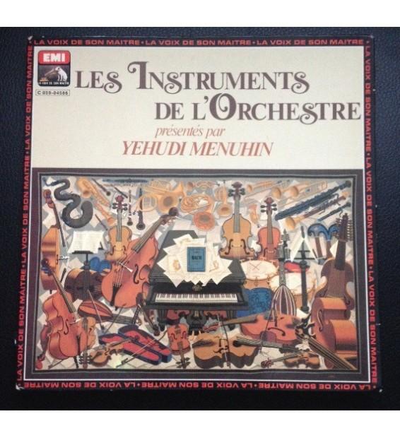Yehudi Menuhin - Les Instruments De L'Orchestre (LP, Album, Gat)