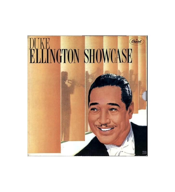 Duke Ellington - Showcase (3xLP, Comp, Mono, RP) mesvinyles.fr