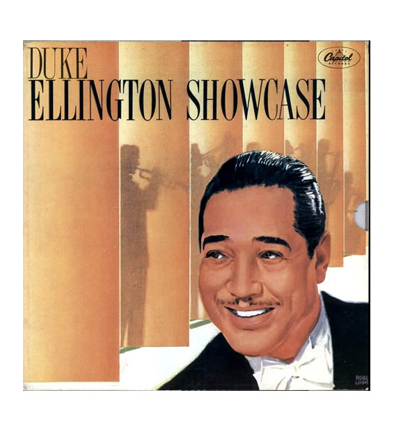 Duke Ellington - Showcase (3xLP, Comp, Mono, RP) mesvinyles.fr