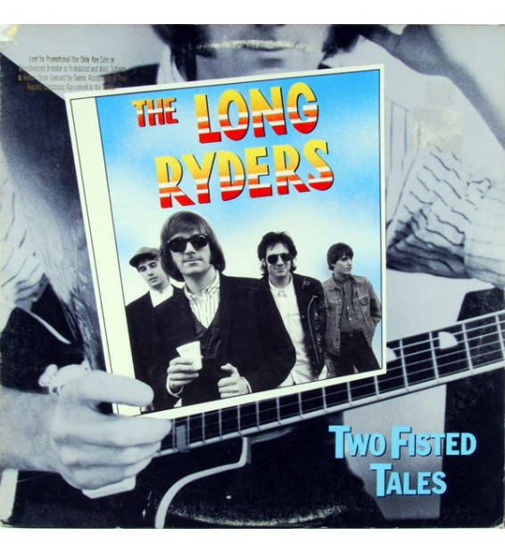 The Long Ryders - Two Fisted Tales (LP, Album) mesvinyles.fr