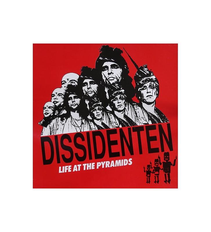 Dissidenten - Life At The Pyramids (LP, Album) mesvinyles.fr