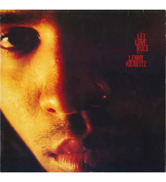 Lenny Kravitz - Let Love Rule (LP, Album)