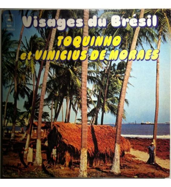Toquinho & Vinicius - Visages Du Brésil (2xLP, Comp, Gat) mesvinyles.fr