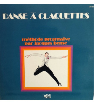 Trio Jimmy Medgley, Jacques Bense - Danse A Claquettes mesvinyles.fr