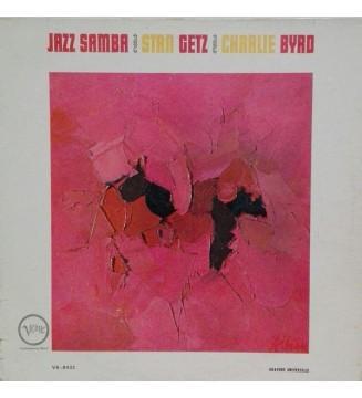 Stan Getz / Charlie Byrd - Jazz Samba (LP, Album) mesvinyles.fr