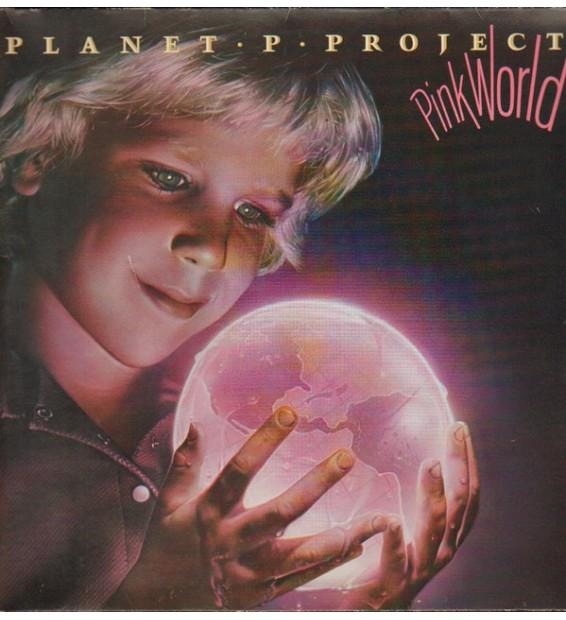 Planet P Project - Pink World (2xLP, Album)