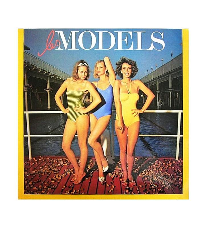 Les Models - Les Models (LP, Album) mesvinyles.fr