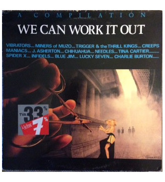Various - We Can Work It Out (LP, Comp) mesvinyles.fr