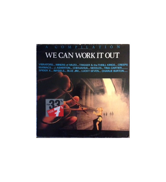 Various - We Can Work It Out (LP, Comp)