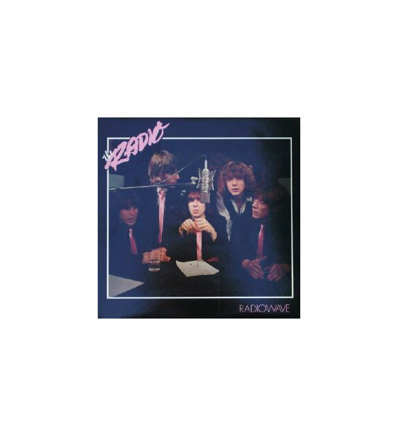 The Radio* - Radiowave (LP) mesvinyles.fr