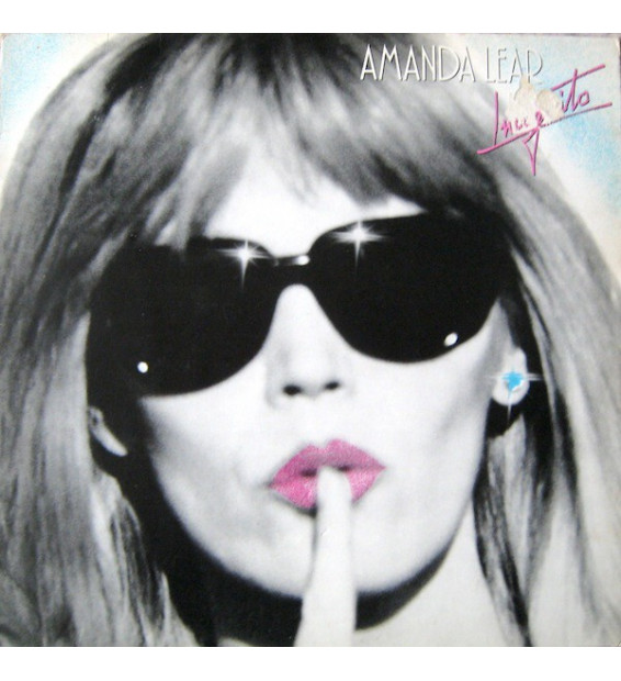 Amanda Lear - Incognito (LP, Album)