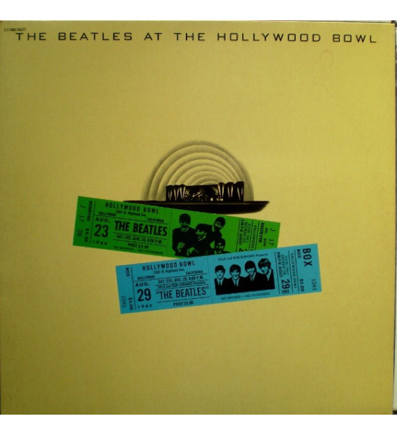 Vinyle - The Beatles - The Beatles At The Hollywood Bowl